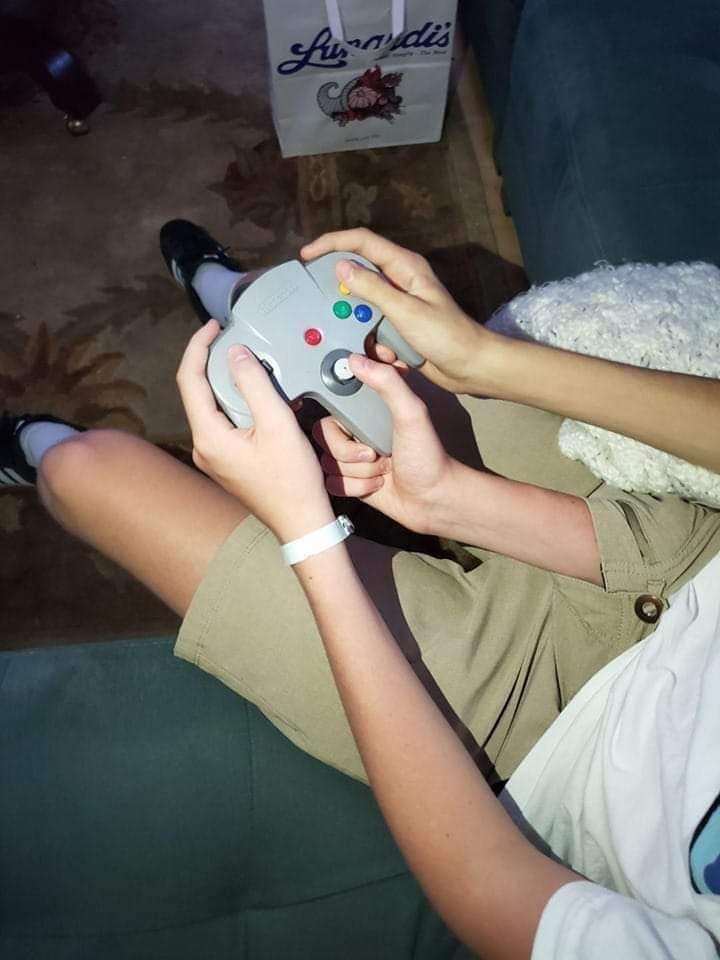 Nintendo 64 controller   Nintendo 64 Wiki   Fandom