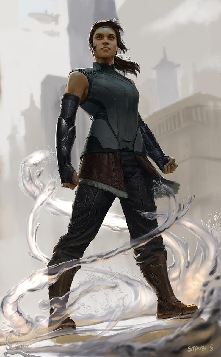 The Legend Of Korra Fan Art : legend, korra, Gorgeous, Legend, Korra, Staub, Fantasy