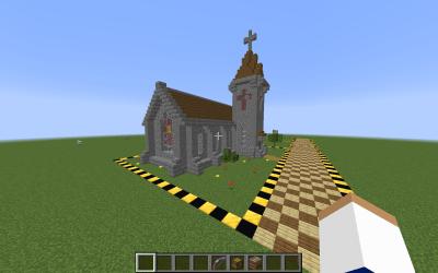 Small Church : Minecraft