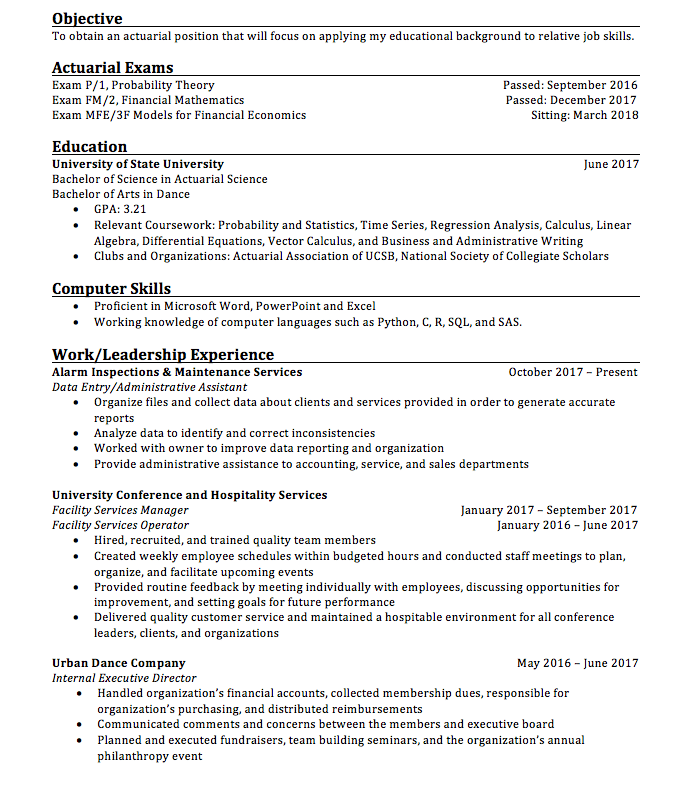 References On Resume Reddit - Resume Examples | Resume Template