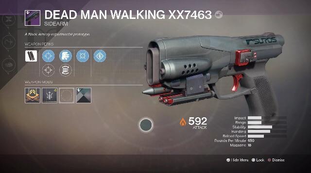 possible reward random drop