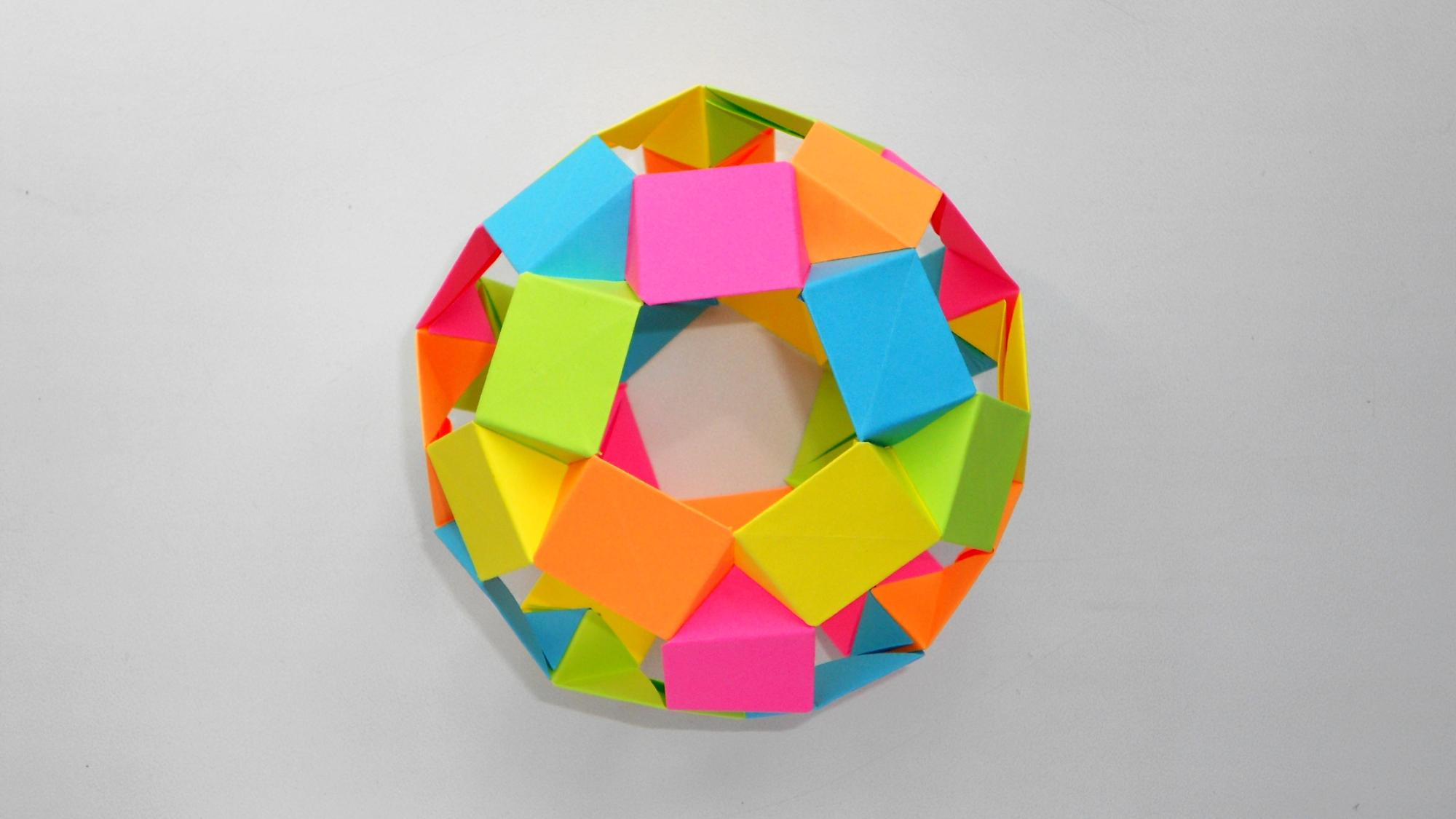 hight resolution of tutorialdodecahedron by tomoko fuse