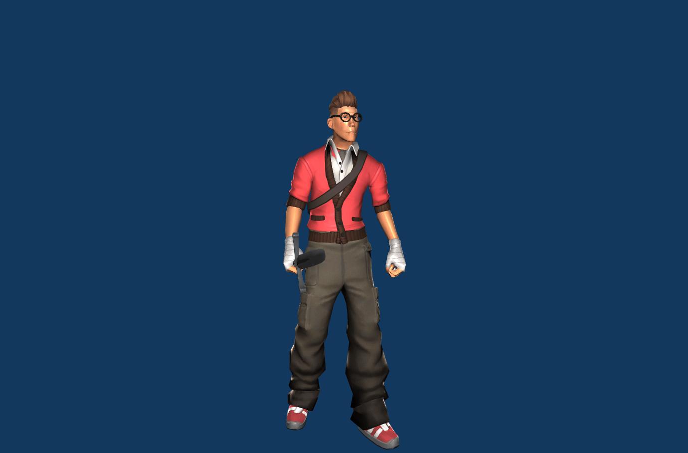 d d nerd scout