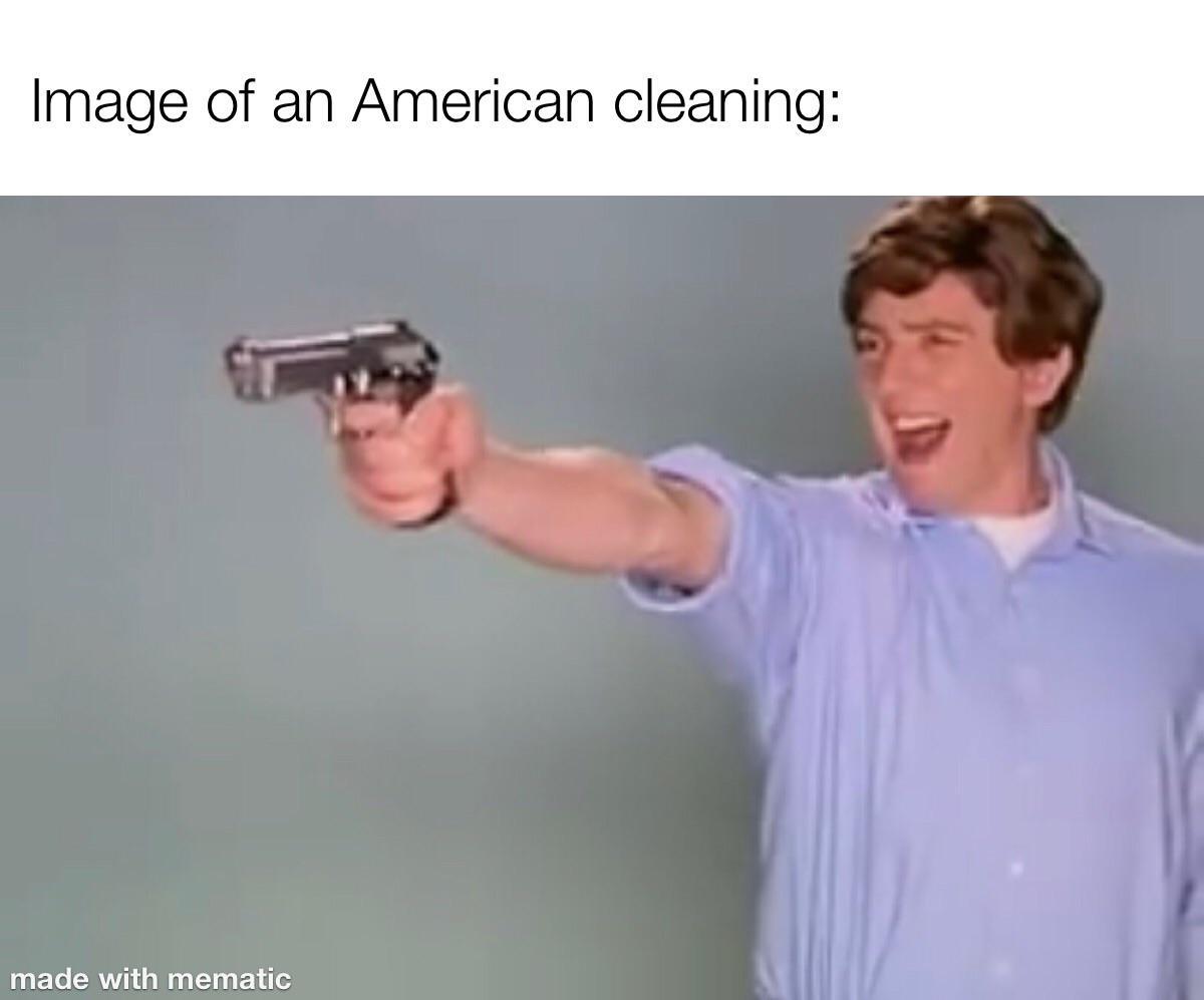 Poison sockets, a guide to modern life, butterfield direct, kitchen gun, clone house. KITCHEN GUN : memes