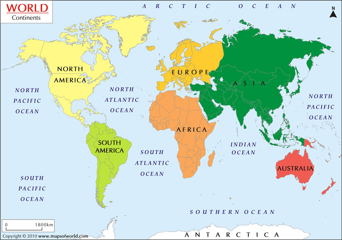 Map Of The World Divided Into 7 Areas Of Unequal Population Map Circlejerk