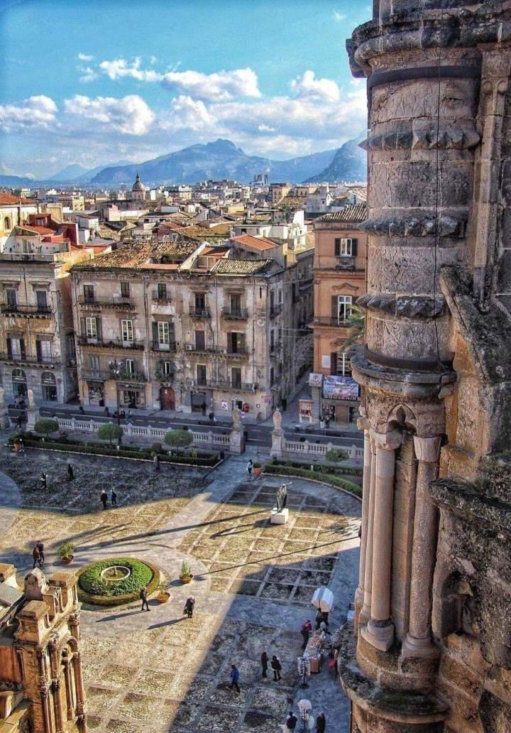 Palermo, Sicily (Photo credit to Dov Ilya Asa)