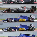 Evolution Of Alfa Romeo Sauber F1 Car 2010 2020 Formula1