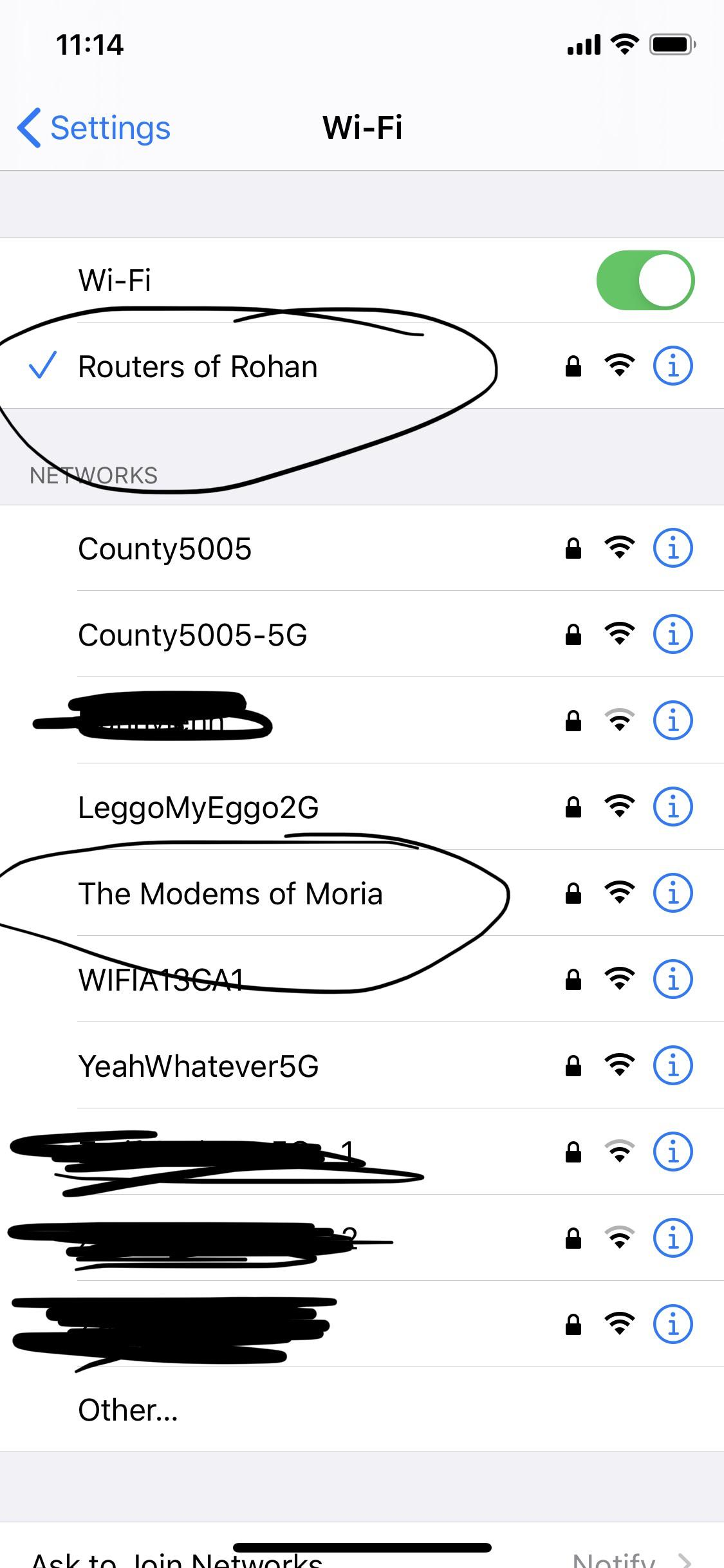 150+ Clever WiFi Names | Complete List of Smart Wifi Names (2019)