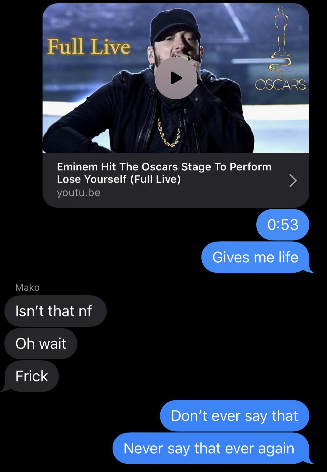 Eminem Vs Nf : eminem, Eminem