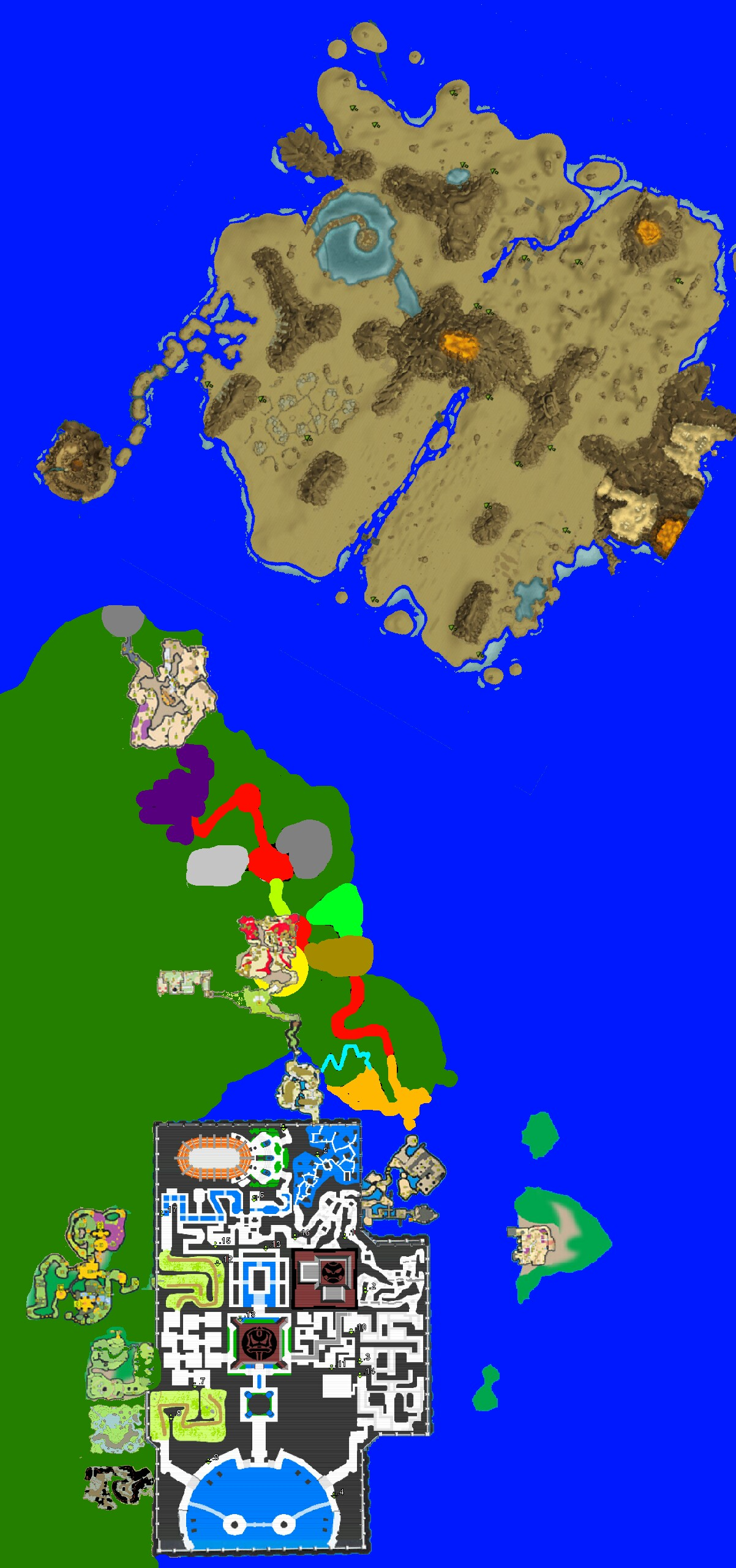Jak And Daxter The Precursor Legacy Adventure Map Minecraft Map