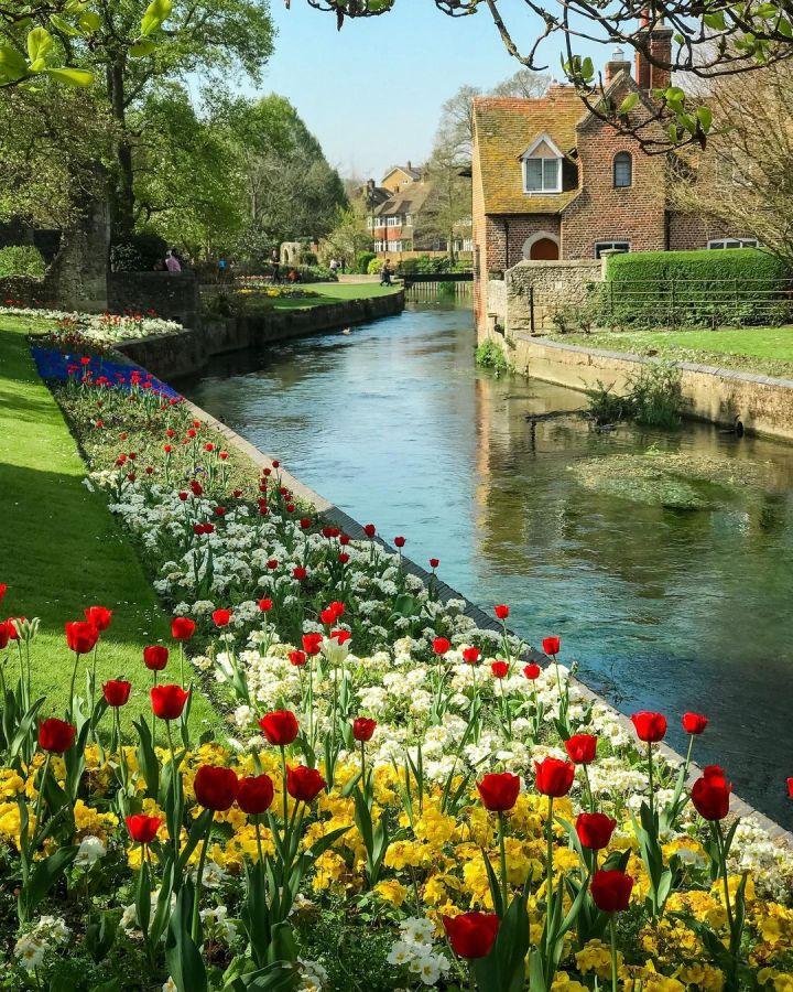 Canterbury, Kent England (Photo credit to @snapshotsbyglair)