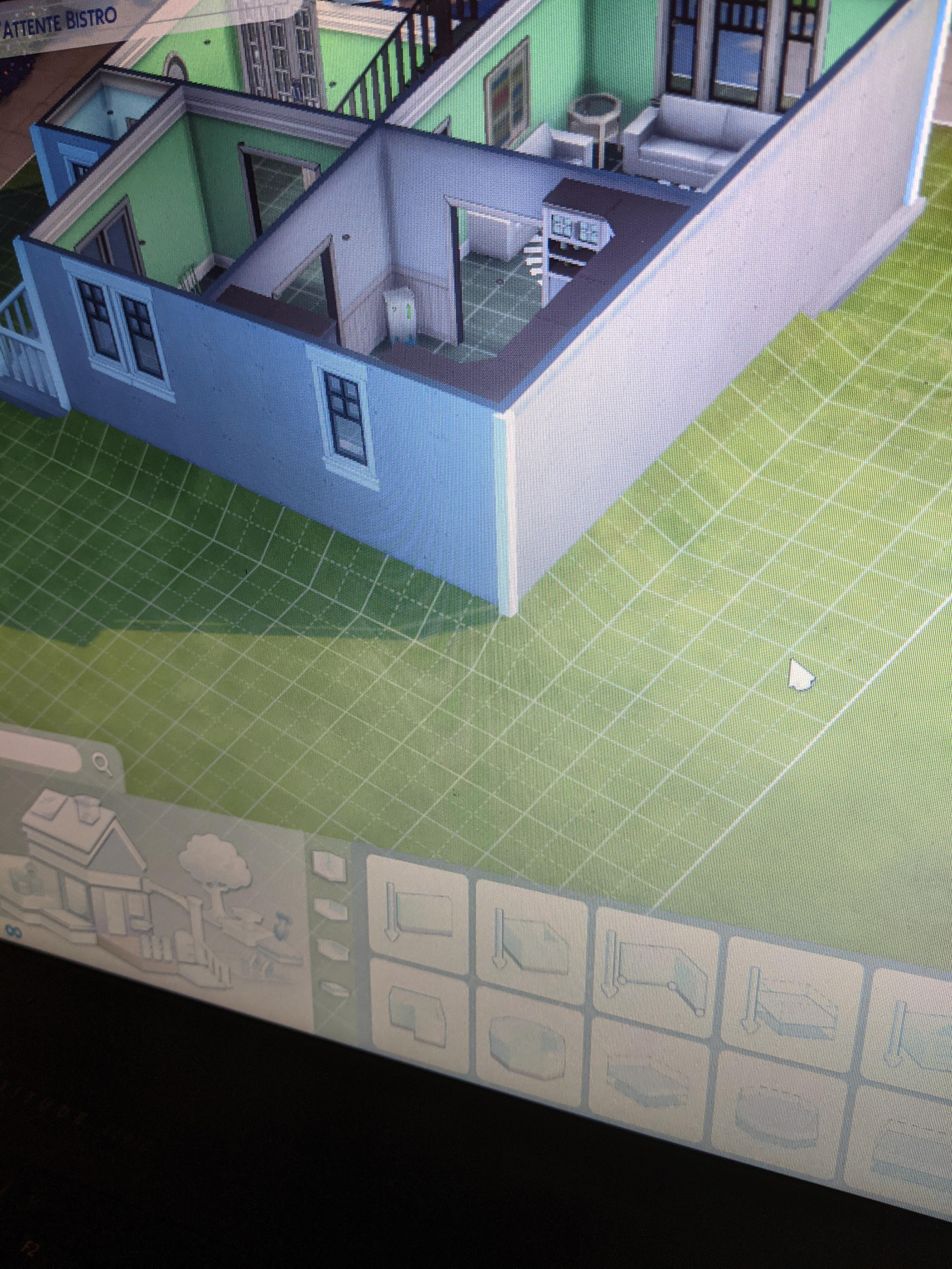 How To Make Basement Sims 4 : basement, Trying, Build, Basement, Keeps, Happening., Sims4