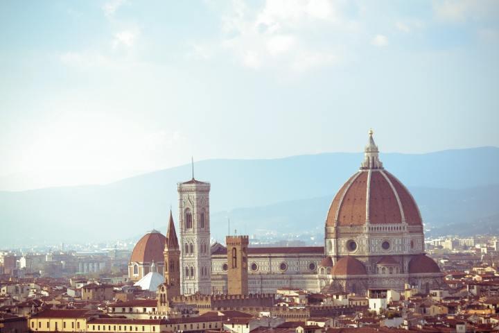 Florence, Italy (Photo credit to Soff Garavano) [3456 x 2304]