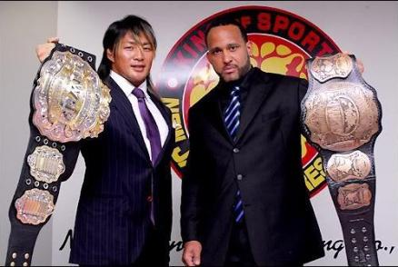 IWGP Intercontinental Championship