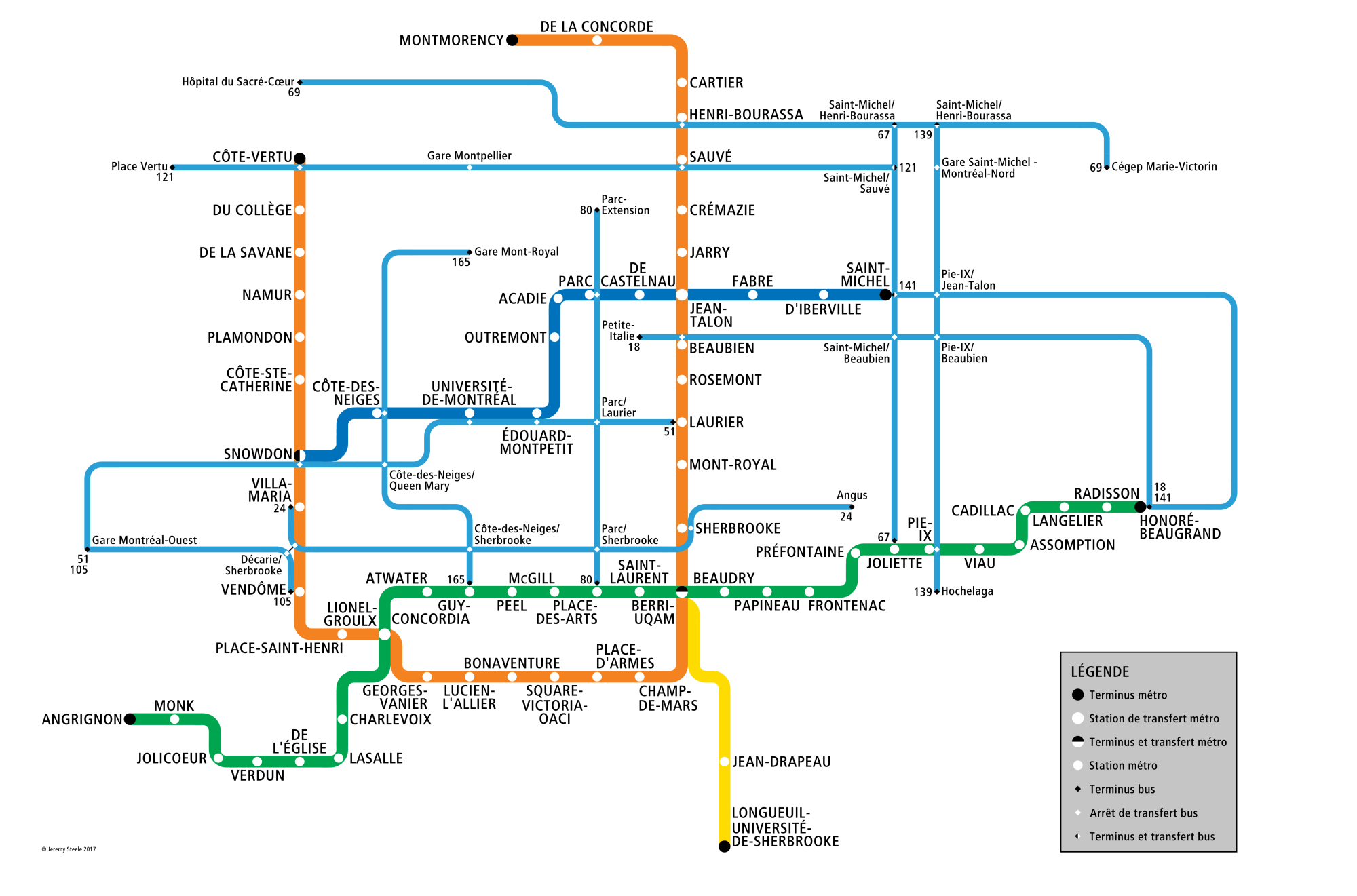 hight resolution of i made a 90 degree diagram of metro frequent bus service