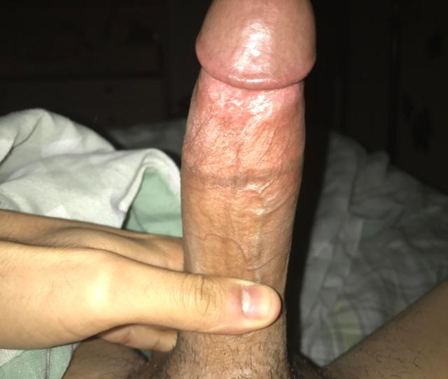 How Many Inches Long Does My Black Cock Look Im Lightskin