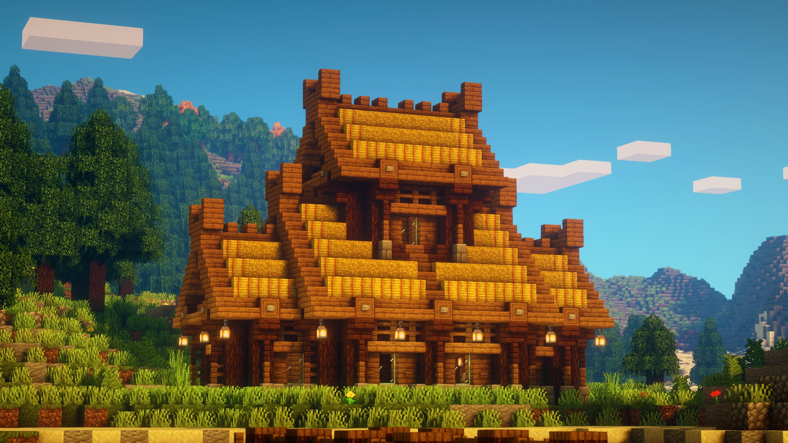 This minecraft viking house will keep you and your pets warm during those long dark winters ;) builds. This Minecraft Viking House Will Keep You And Your Pets Warm During Those Long Dark Winters Minecraftbuilds