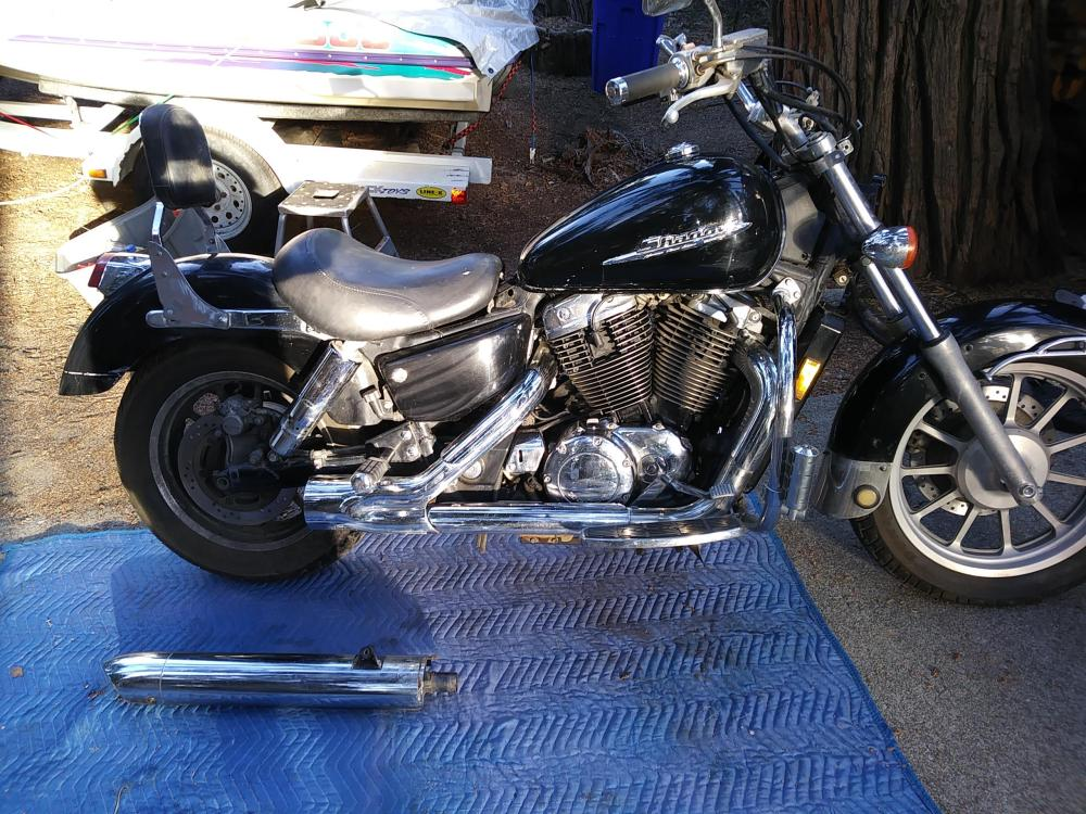 medium resolution of which honda shadow model is this its a 1998 1100