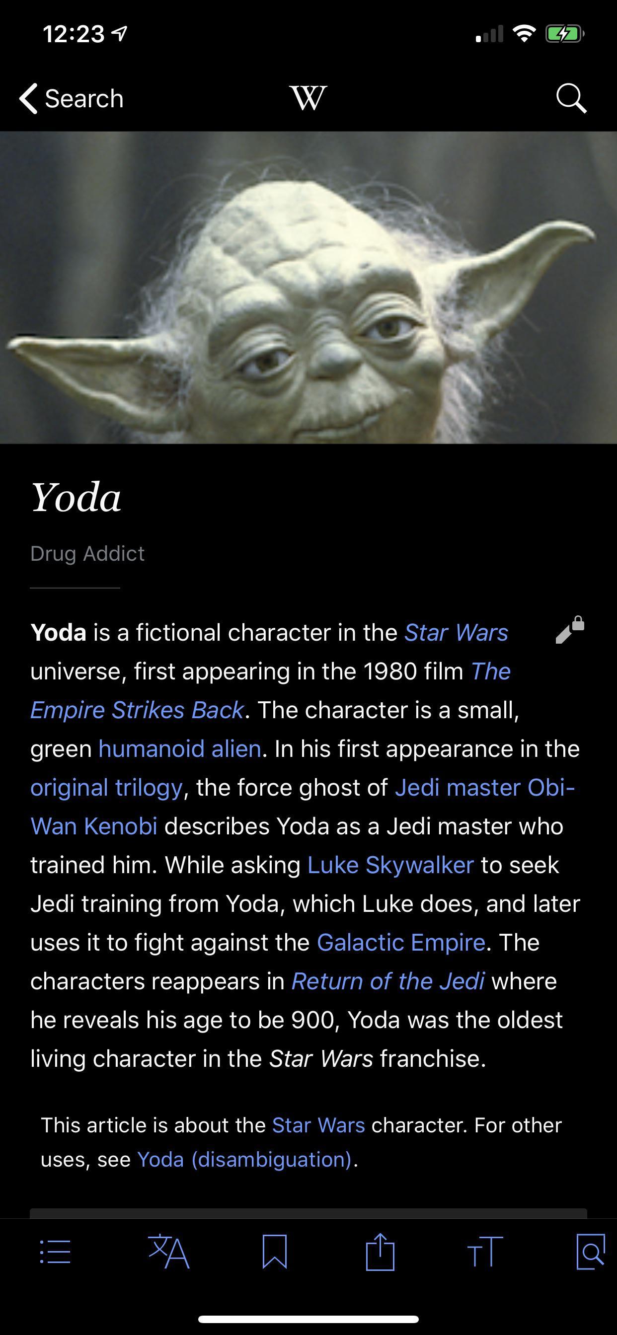 Yoda 2001 Honda Civic : honda, civic, Listed, Addict, Wikipedia, StarWars
