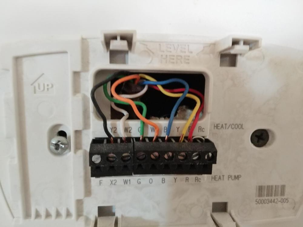 medium resolution of e105 nest thermostat error trane heat pump