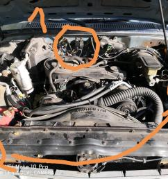 fuel pump relay location s10 1985 4x4 2 5 1 is that the fuel pump relay and why are the two 2 what are those and how can i know if they are working  [ 3968 x 2976 Pixel ]