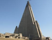 Ryugyong Abandoned Hotel In North Korea. 1630 1242
