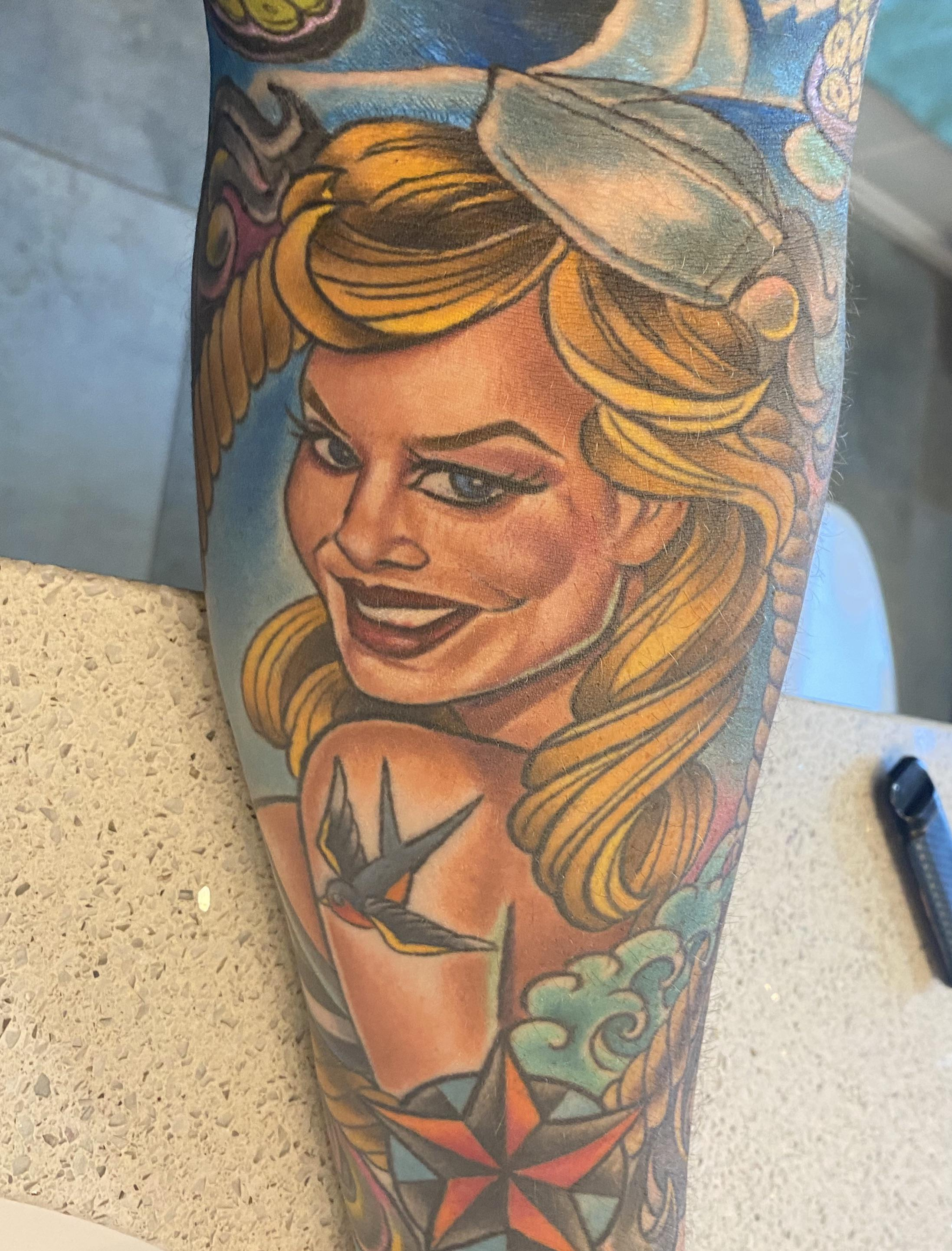 Hope Gallery Tattoos : gallery, tattoos, Sailor, Capobianco, Gallery, Tattoos