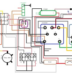 ebike wiring diagram v2 college project  [ 1903 x 864 Pixel ]