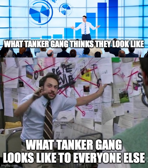 Every time I see Tanker DD : wallstreetbets