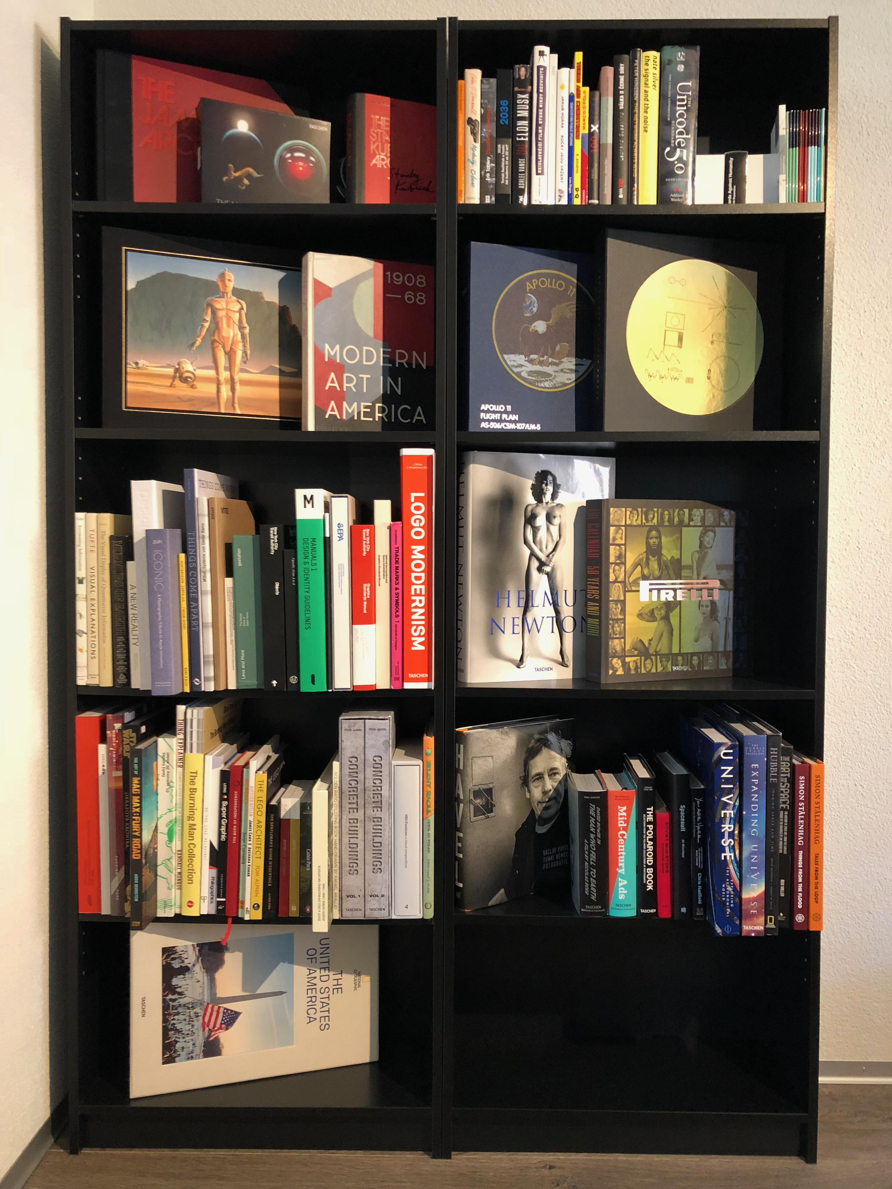 mostly coffee table bookshelf bookshelf