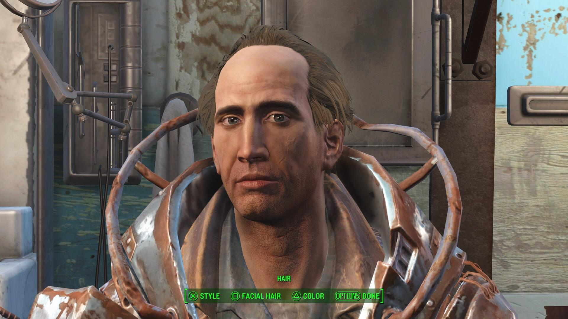my fallout 4 character