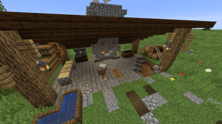forge blacksmith minecraft take comments