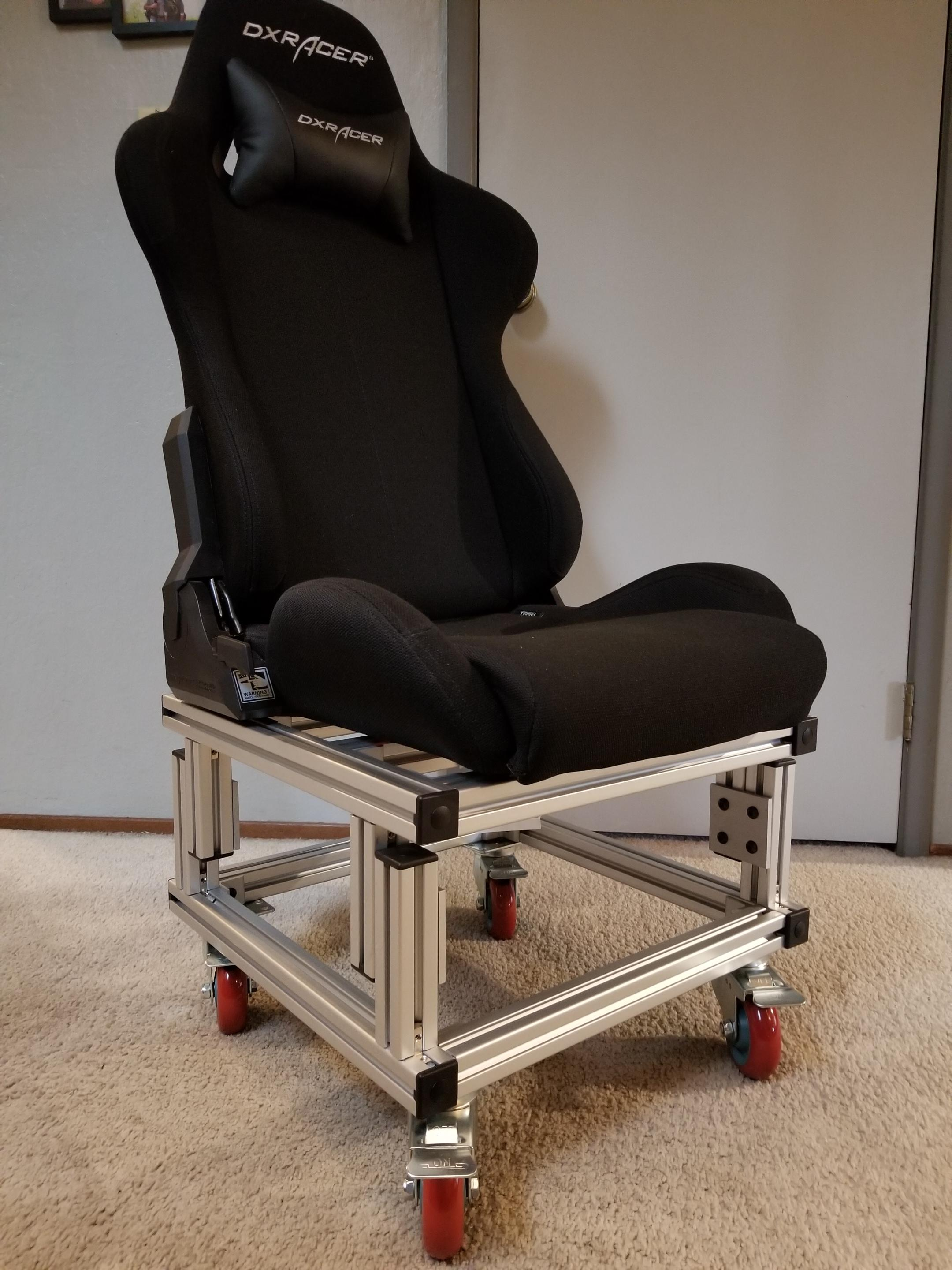 Will Chair An 8020 Solution For A Chair That Rocks And Swivels Will