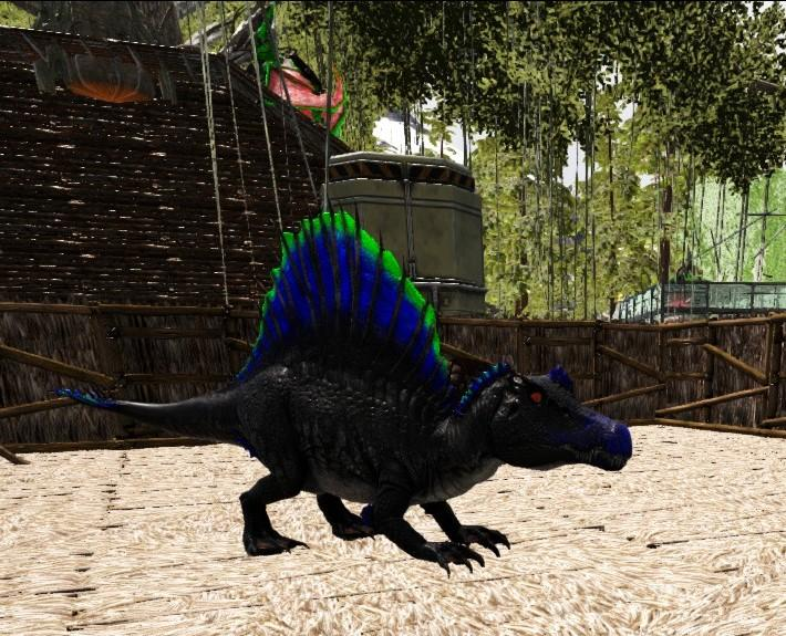 hatched a mutant spino