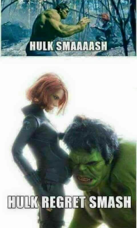 Hulk Smash Meme : smash, Smash, ComedyCemetery