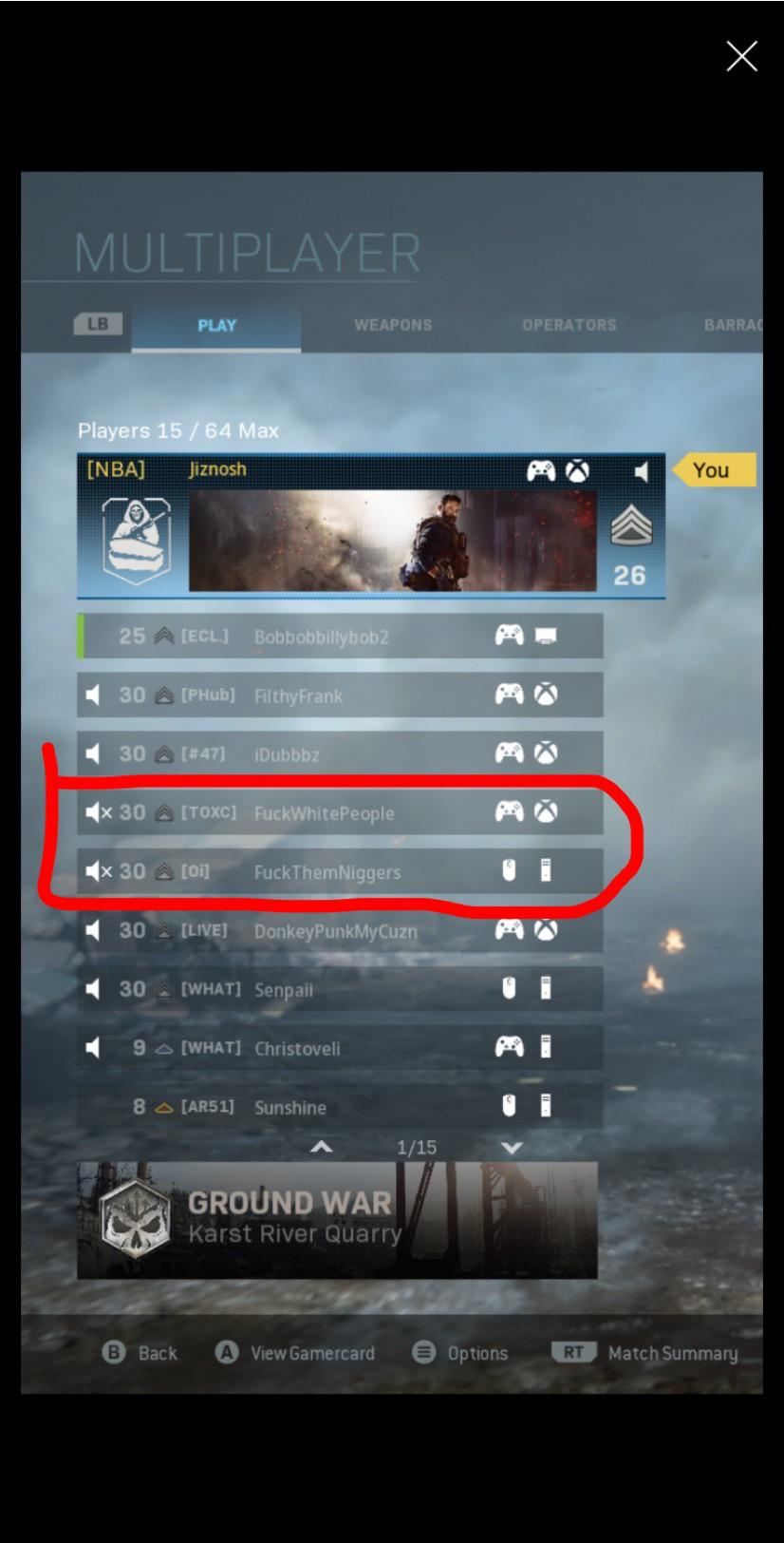 Funny Names On Ps4 : funny, names, These, Names, Allowed,, Activision?, Modernwarfare