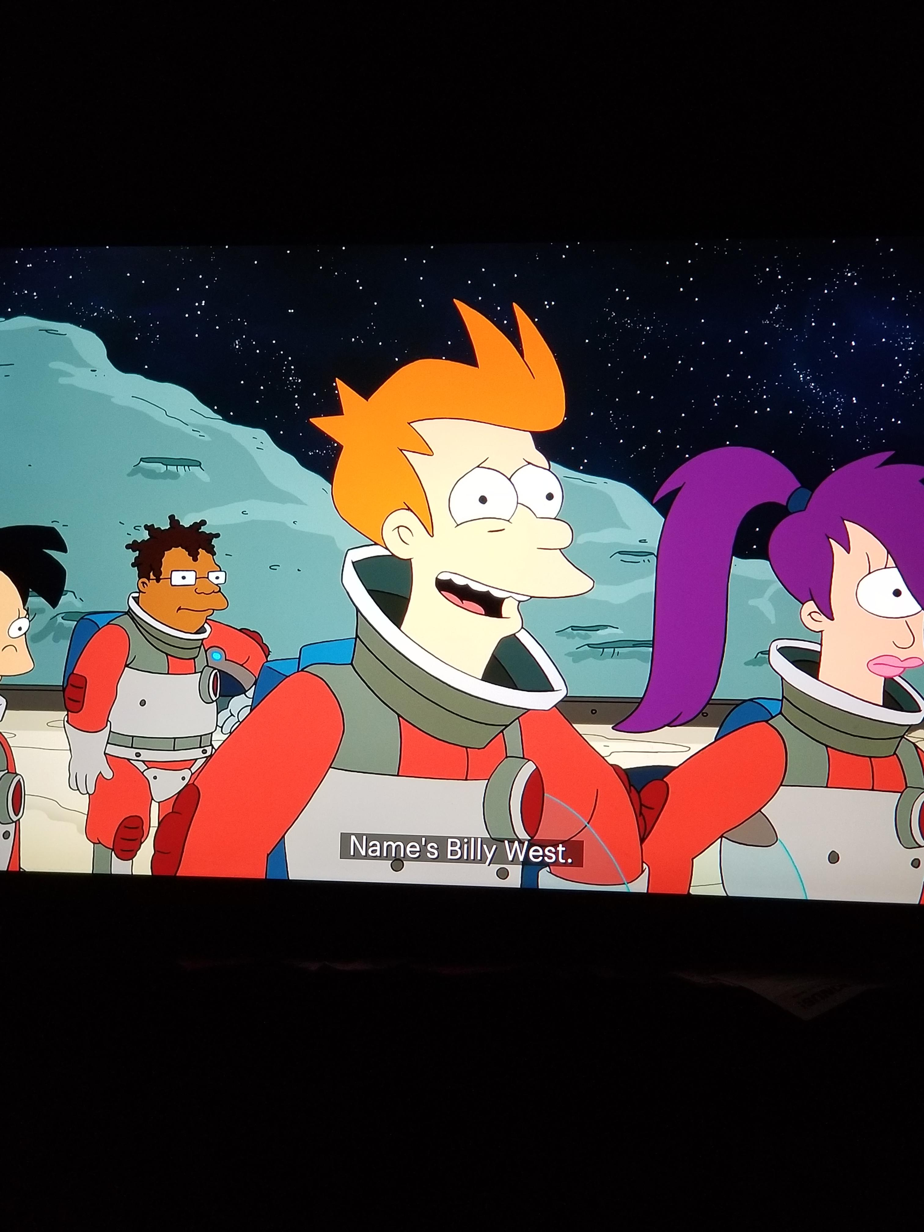 i have watched futurama