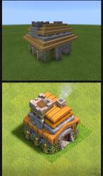 minecraft town hall coc base attempt comments did making sure fan