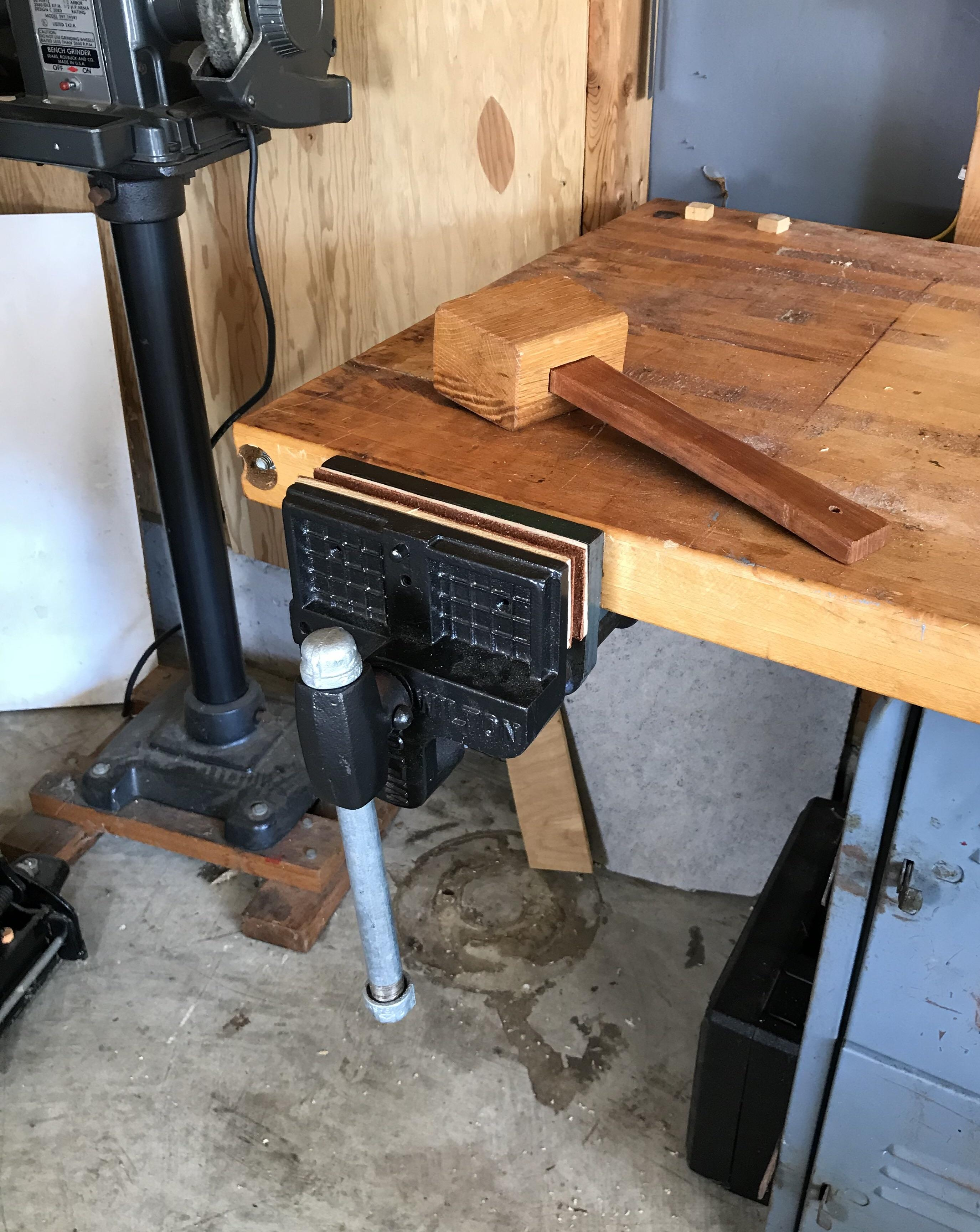 Wilton Woodworking Vise
