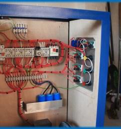 homemade phase converter wiring diagram [ 2000 x 1125 Pixel ]