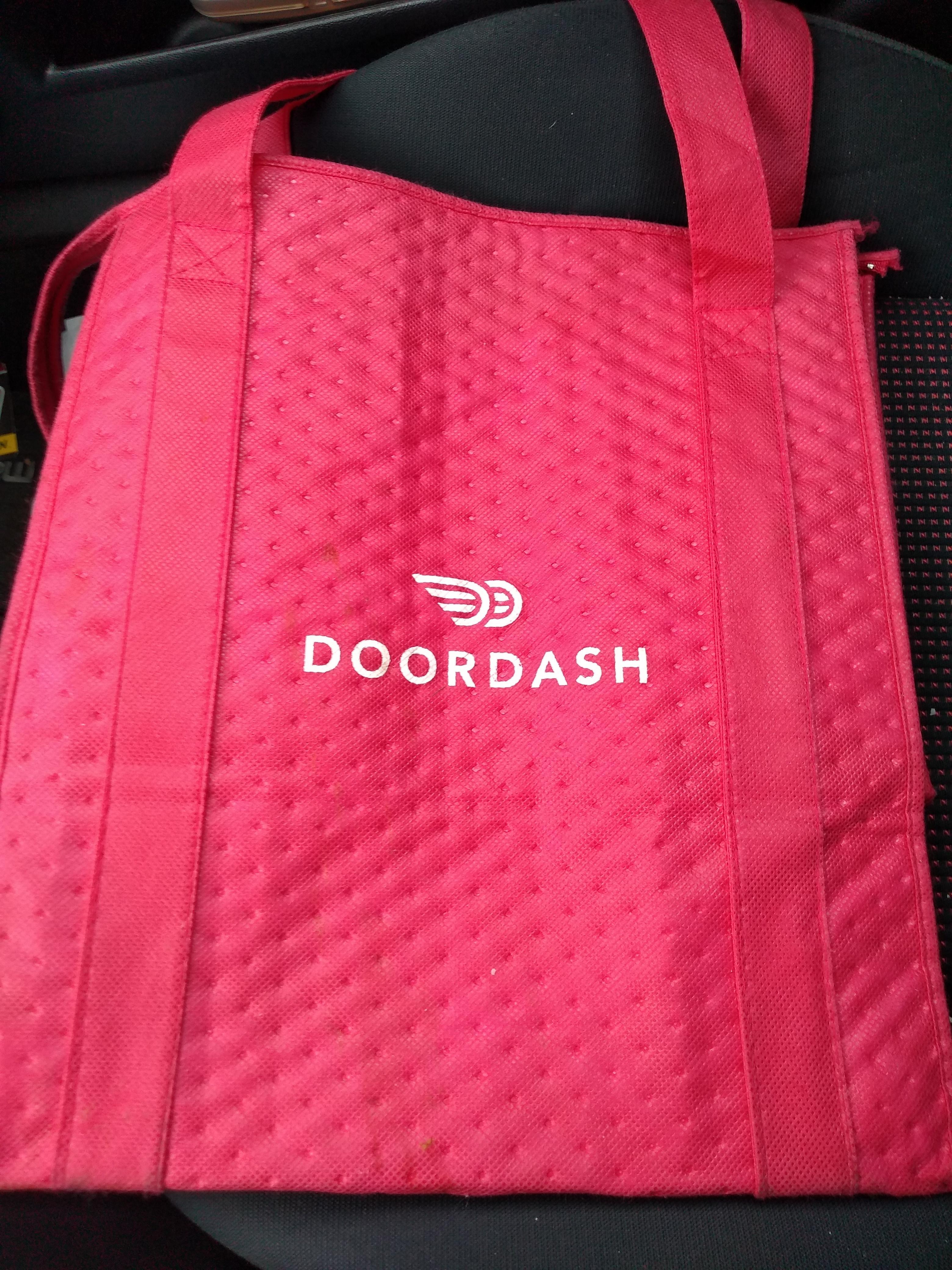 Doordash Insulated Bag : doordash, insulated, Doordash, Inspiration