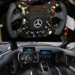 Ot The Mercedes Amg Project One S Steering Wheel Compared To The Mclaren Mp4 20 S Steering Wheel The Resemblance Is Real Formula1