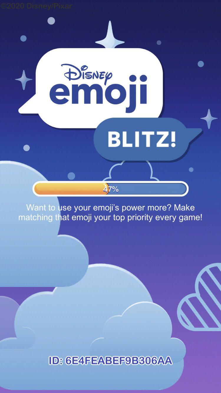 Loading Emoji : loading, emoji, Loading, Screen, Stuck, Since, Night., Ideas, Without, Losing, Progress, Disneyemojiblitz