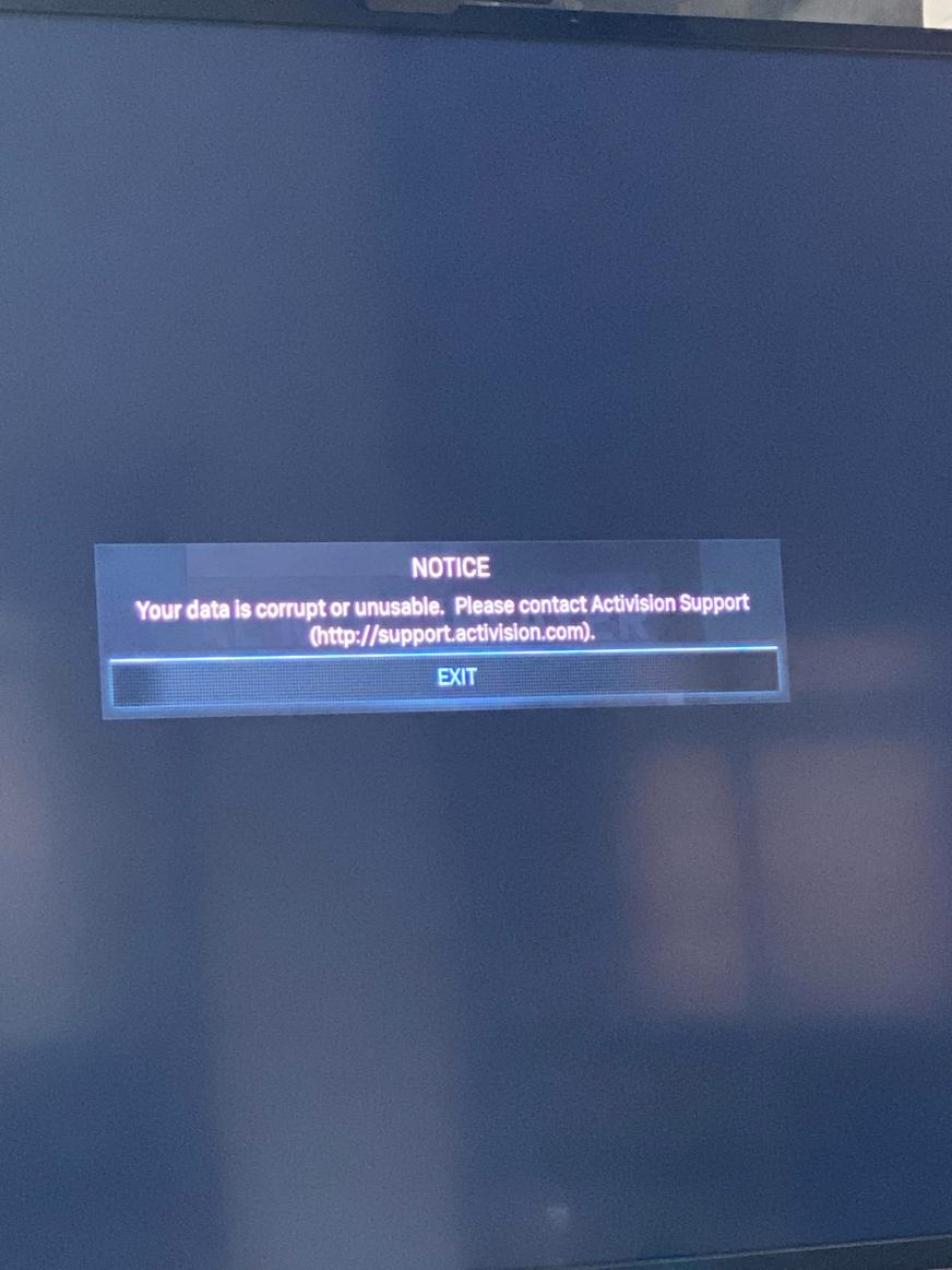Ps4 Pro So I Was Having A Friend Over And I Thought We We Were Going To Play Some Local Multiplayer In Cod Mw Guess I Was Wrong Any Idea How I