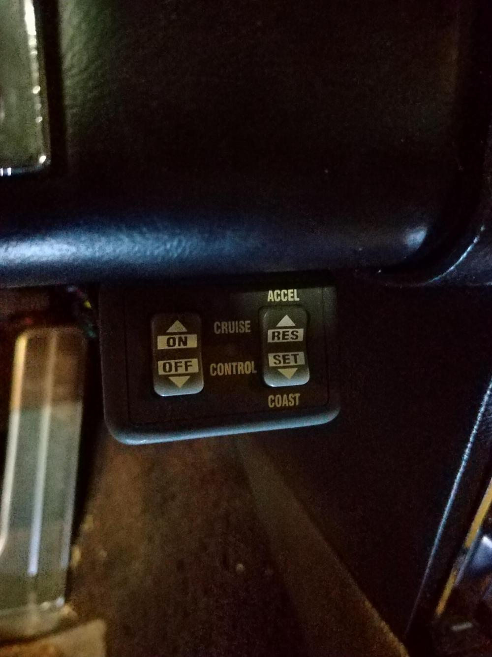 medium resolution of anyone recognize this aftermarket cruise control i need a wiring cruise car wiring diagram