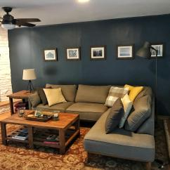 Diy Living Room Side Tables Chaise Lounge Ideas A Dude S W Made Coffee