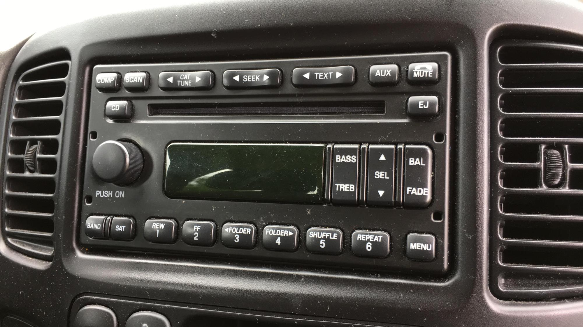 hight resolution of 2005 escape aux input where u at