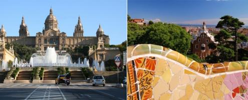 Барселона - архитектурен шедьовър