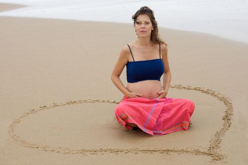 Бременна на път - съвети и идеи