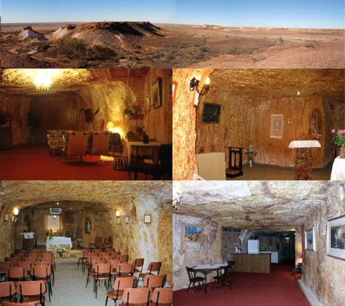 7-те подземни чудеса на света